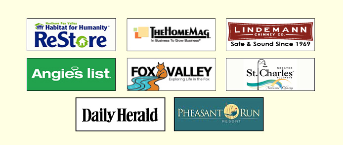 Pheasant Run Resort Home Show Sponsors