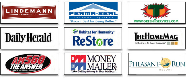 2018 Home Show Sponsors