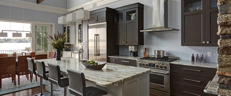 The old house new house home show what s new in kitchen design for What s new in kitchen design